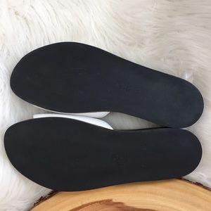 M. Gemi Shoes - M. Gemi soft leather slide sandals LIKE NEW
